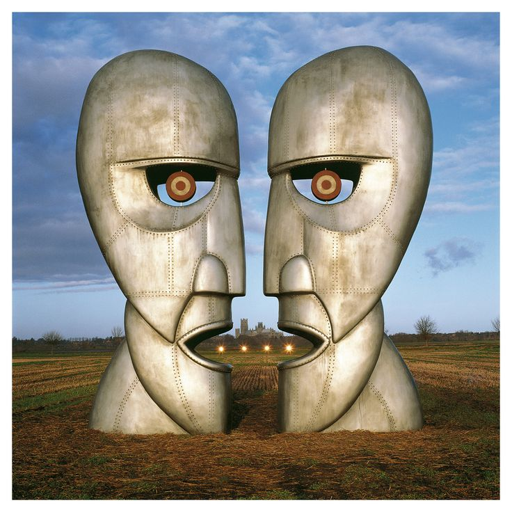 Pink Floyd - The Division Bell. #art #sleeveart #StormStudios