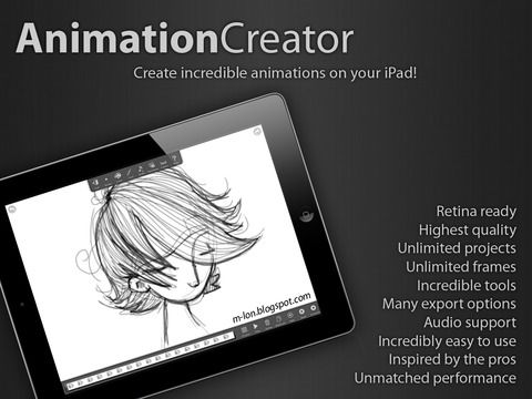 Animation Creator HD Express by miSoft