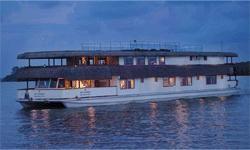 The Oberoi Motor Vessel Vrinda - Alleppey - Kerala (House Boat)