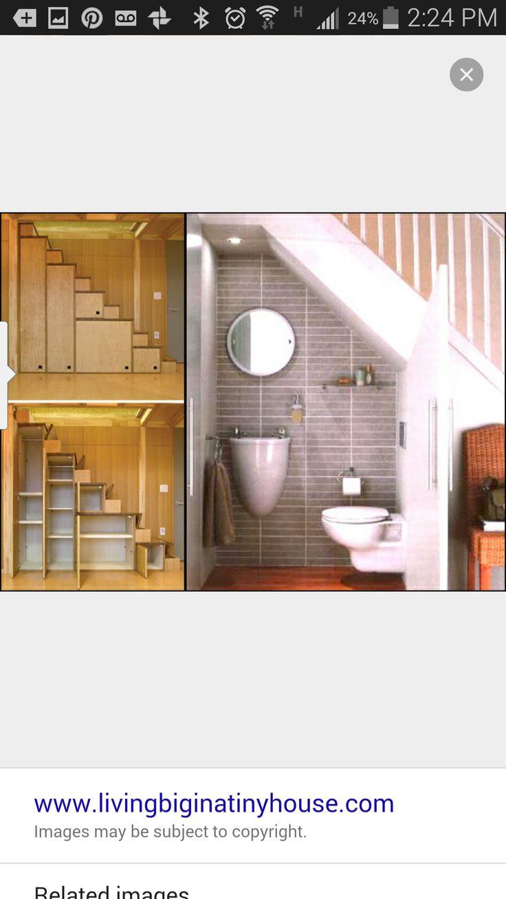 2nd bathroom idea tiny house pinterest ideas for Second bathroom ideas
