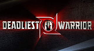 Deadliest Warrior. Enjoyed watching this w my brother.