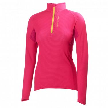 W PACE 1/2 ZIP LIFA FLOW LS - Super charged with Lifa flow, which pulls excess heat and sweat away from your skin and keeps your dry during high-intensity pursuits. SHOP - http://bit.ly/11v8AfA