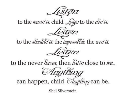 Shel Silverstein Quotes About Education: 10 Best Talk It Up TV Kids Corner Images On Pinterest