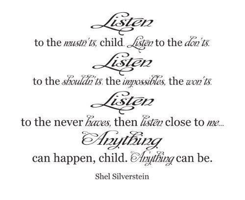 Shel Silverstein Wall Decal: 10 Best Talk It Up TV Kids Corner Images On Pinterest