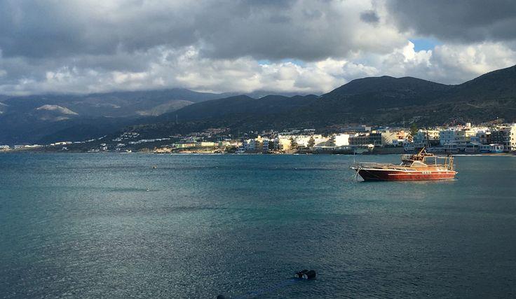 Chersonissis port, Crete