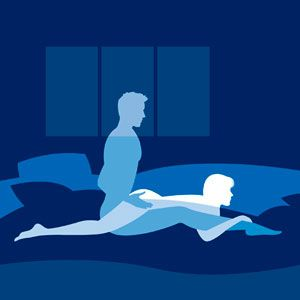 Sex position mans view
