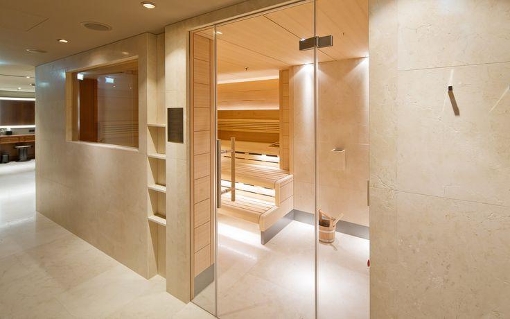 KLAFS hotel references – Park Hyatt Vienna