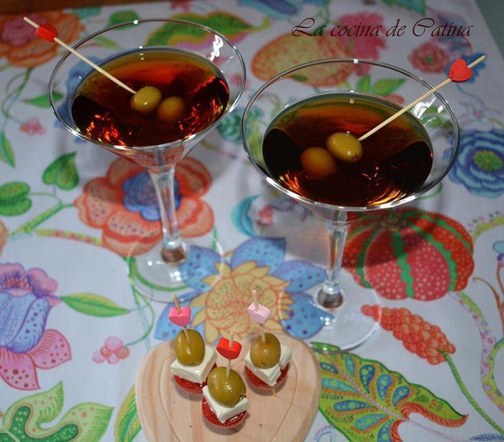 La cocina de Catina: Dry martini
