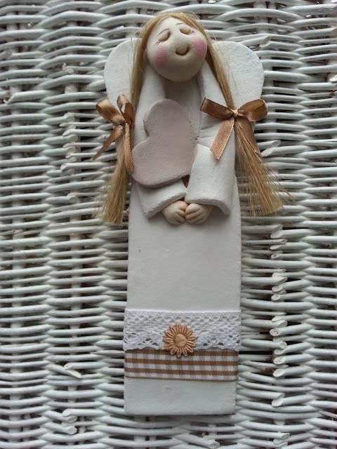 Pasja dekorowania : Jesienne Anieliny