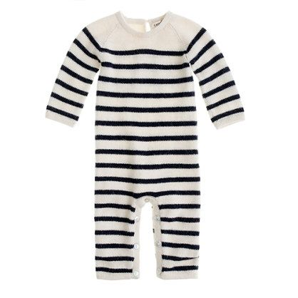 Oeuf® Lucien stripe baby jumper: Stripes Jumpers, Babies, Jcrew Baby, J Crew, Lucien Stripes, Baby Jumpers, Baby Boys, Stripes Baby, Kid