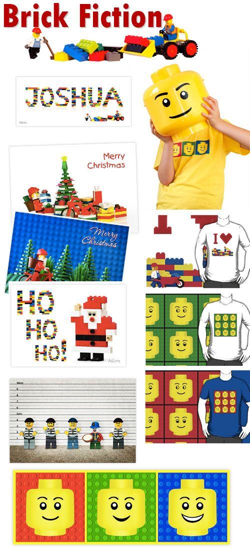 Brick Fiction : LEGO Designs by Child Entrepreneur, Addison