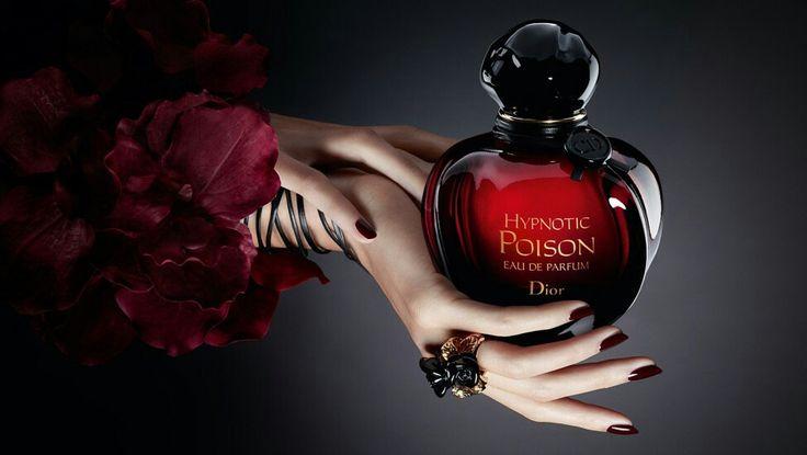 Hypnotic Poison DIOR advertising