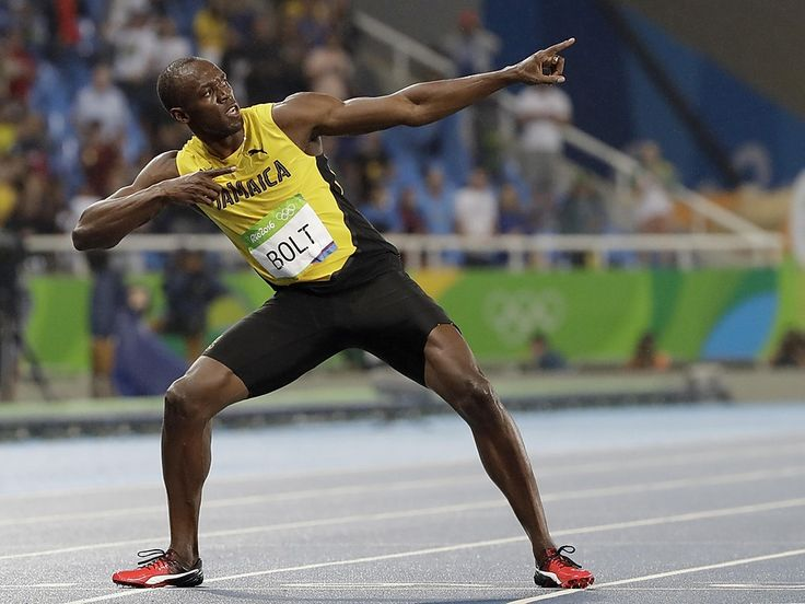 TOP 10 FASTEST 100 METRE RUNNERS EVER in 2020 Usain bolt