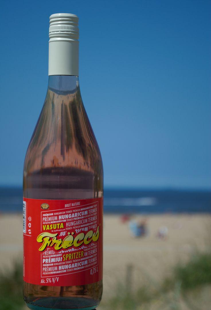 Fröccs rosé, sparkling Hungarian Wine