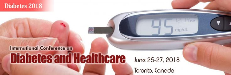 Diabetes 2018 Conference is going to held during June 25-27, 2018.