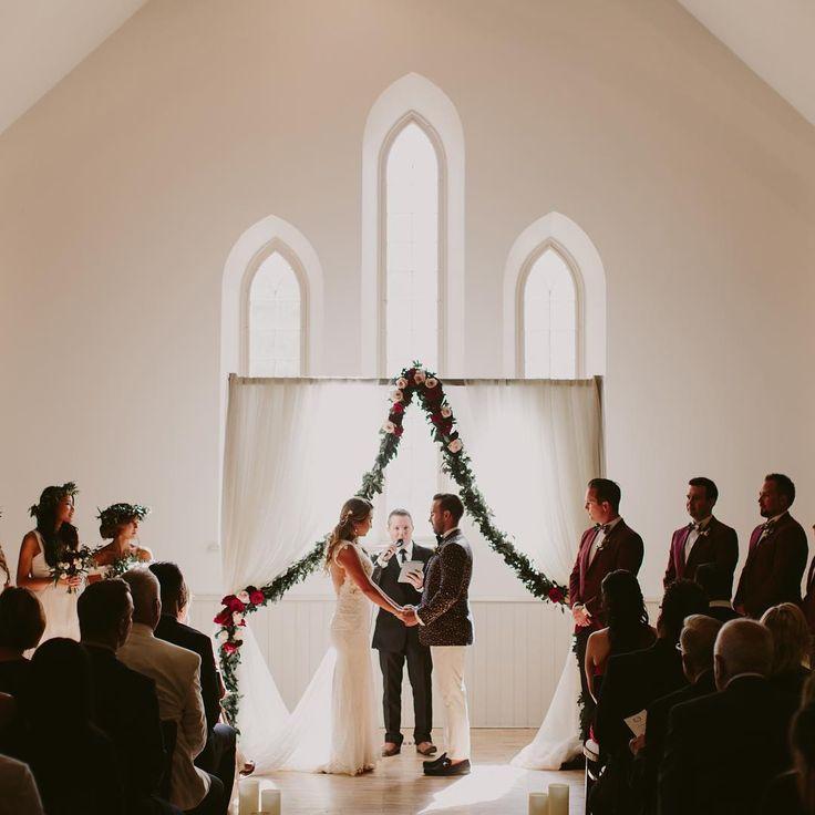 Little Chapel Wedding held in Toronto  | Brandon Scott Photography