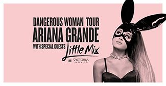 Here's your chance to meet Ariana Grande! Enter for a chance to win front row concert tickets to her Dangerous Woman Tour in New York City — plus go backstage! The trip for two also includes: round-trip airfare, 2-nights hotel stay and $500 spending money.