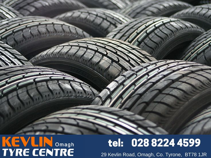 Omagh tyres supplied and fitted by Kevlin Tyre Centre, Omagh. We have a wide range of budget tyres always in stock and a great selection of part worn tyres from all the leading tyre manufacturers. | omagh tyres | new tyres | part worn tyres | budget tyres omagh | omagh tyre centre |