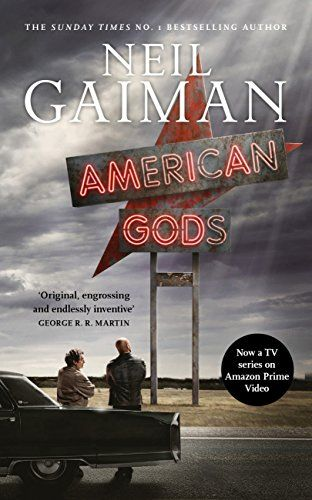 American Gods by [Gaiman, Neil]