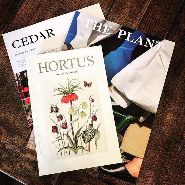 Instagram media by greatdixtershop - #plant #periodicals available from the shop also Rakes Progress latest issue in stock soon #gardening #horticulture and #naturalliving #magazines and #publications #greatdixter #greatdixtershop
