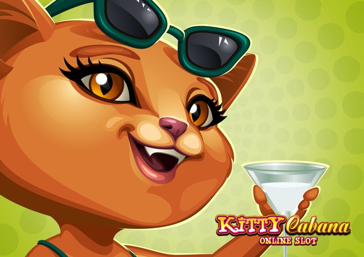 Kitty Cabana Online Slot launched at Euro Palace Casino in June, play now at www.europalace-casino.com