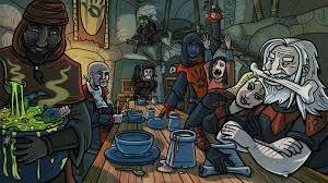 Image result for cicero skyrim comics