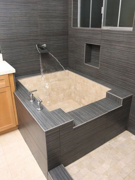 Bathroom Remodel Playa Vista Roman Tub Alan Goldberg Contractors Cool Stuff For The