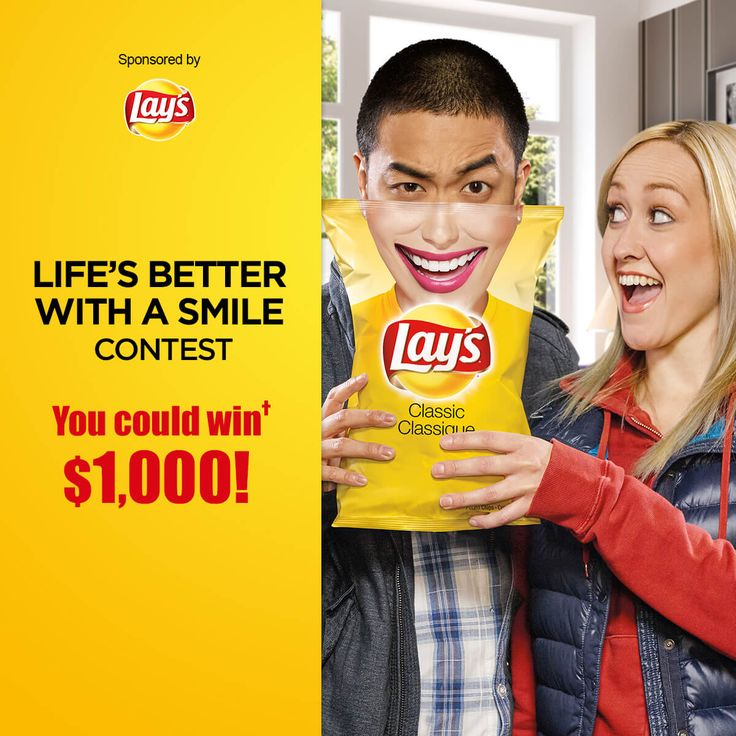 Life's Better With a Smile Contest