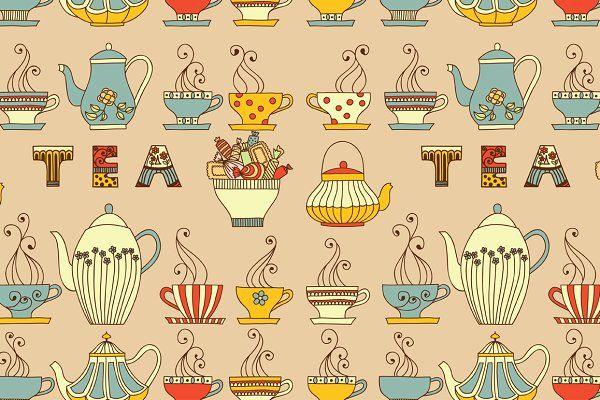13 Best Tea Party Invitation Inspiration Templates Images