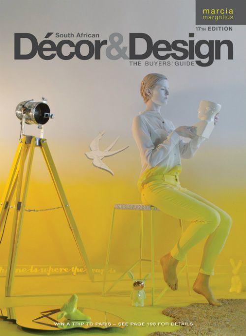 Decor & Design Cover, Edition 17. Image source: Decor & Design