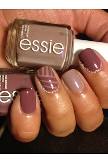 Best 25 brown nail designs ideas on pinterest brown nail art mocha brown and deep rose nails nailart prinsesfo Image collections
