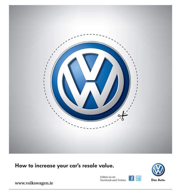 #Volkswagen #Ad #Print