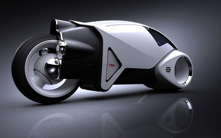 prototype tron lightcycle #bikes  #motorcycles #wallpapers