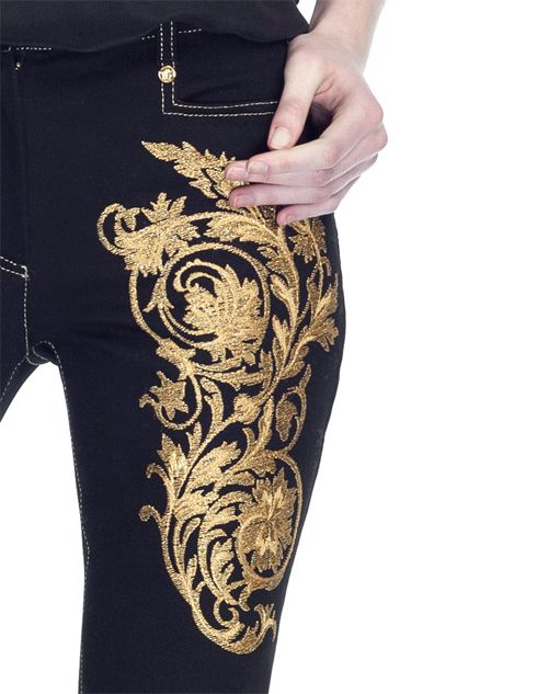 Best ideas about embroidery on jeans pinterest