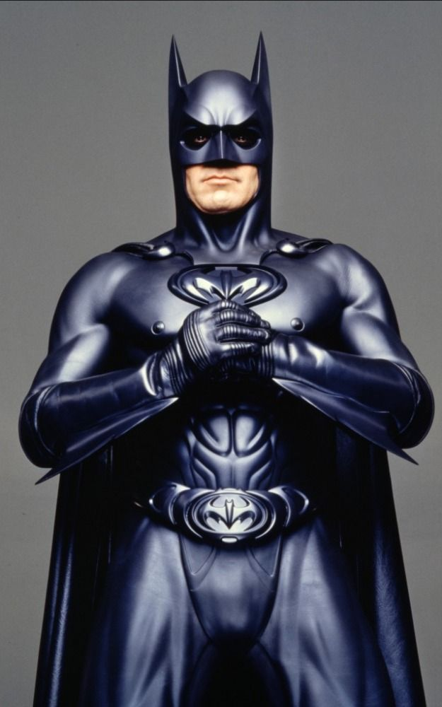 Batman (N°11 - George Clooney as Bruce Wayne / Batman - Batman and Robin by Joel Schumacher - 1997George Clooney) - Batman Wiki