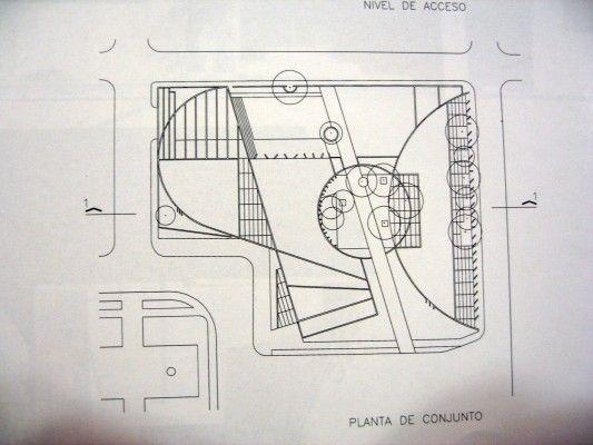 Guatemala, Guatemala Diseño estructural Arq. Teodoro González de León Arq. Francisco Serrano Cacho