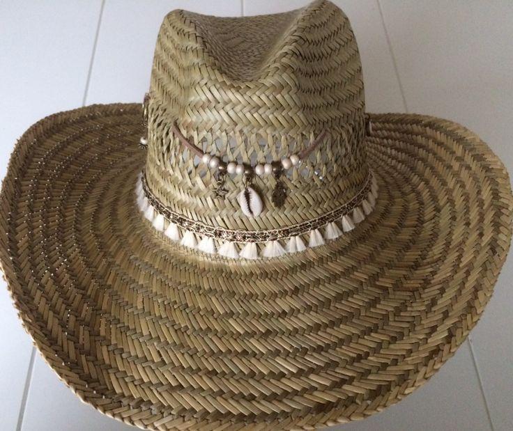 Ibiza stro hoed creme