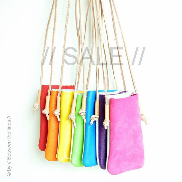 Between the Lines. inspiration! love the way the bag handles are attached.  Link includes sewing a simple leather bag.