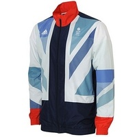 Adidas London 2012 Team GB Press Jacket  £65.00    JD Sports    From adidas Team GB range is this official London 2012 press jacket which was designed specifically by Stella McCartney for the Olympic games.