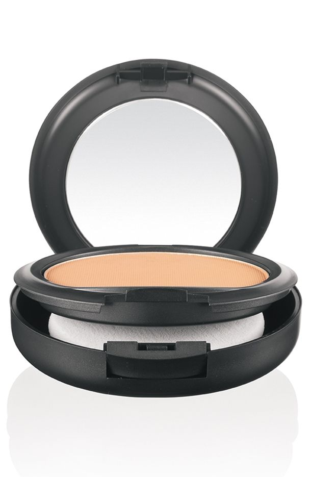 MAC Studio Fix Powder Plus Foundation-perfect powder foundation. Give light to almost full coverage depending on application.