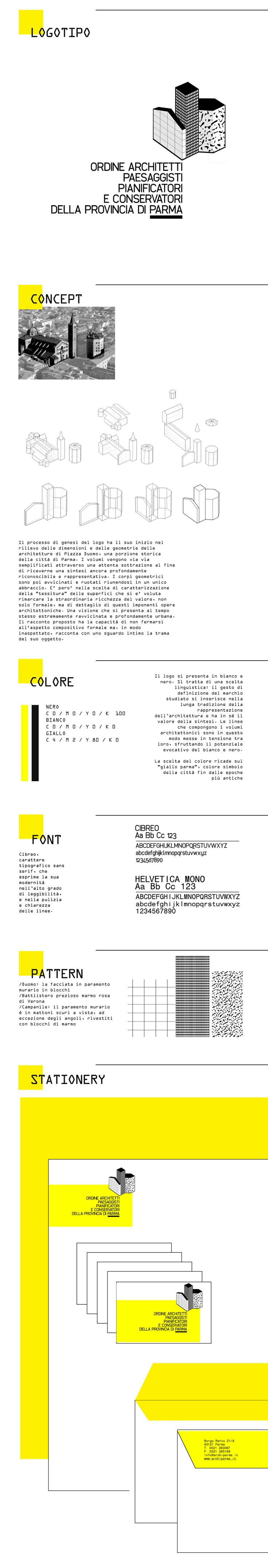 competition proposal Ordine Architetti Parma / project by Spectacularch! & IlogU www.spectacularch.com and www.ilogu.it