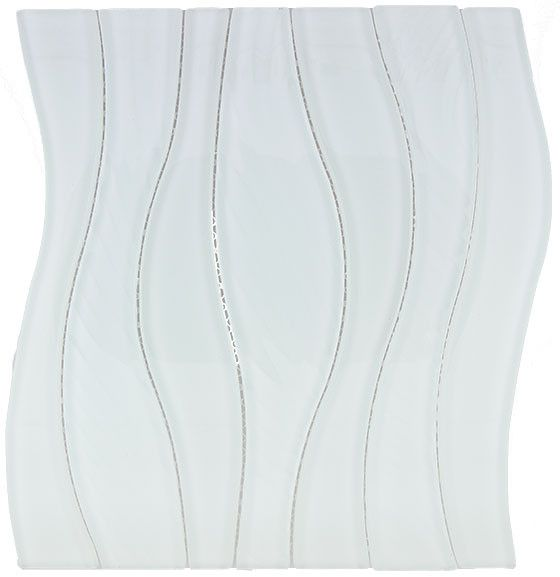 Glazzio Tiles Glass Tile Waterfall Series