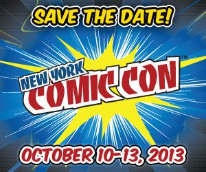 October 10-13 at the Javits Center, NYC Comic Con will be an interesting experience for comic book lovers or just anyone who has seen The Avengers