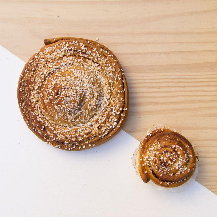 Kanelbulle. Cinnamon bun. Fika Swedish Kitchen. Baking. Swedish Food. www.fikaswedishkitchen.com.au