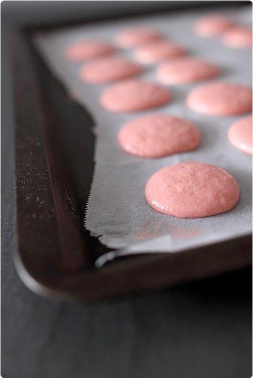 Macarons : vidéo et méthode pour les réussir   chefNini