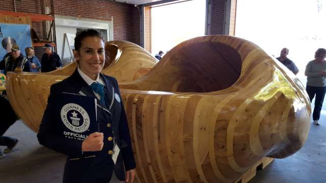 World S Largest Wooden Shoes Clogs