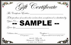 Give the gift that keeps on giving back.  All of our products promote a fun healthy lifestyle.  Gift certificates are an excellent option for the hooping enthusiast, athlete or someone looking for an alternative fun way to lose weight and get in shape at bodyhoops.com