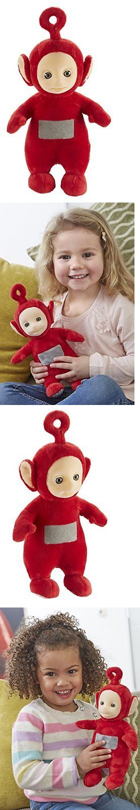 Teletubbies 756: Teletubbies Talking Po Soft Toy Red -> BUY IT NOW ONLY: $30.2 on eBay!
