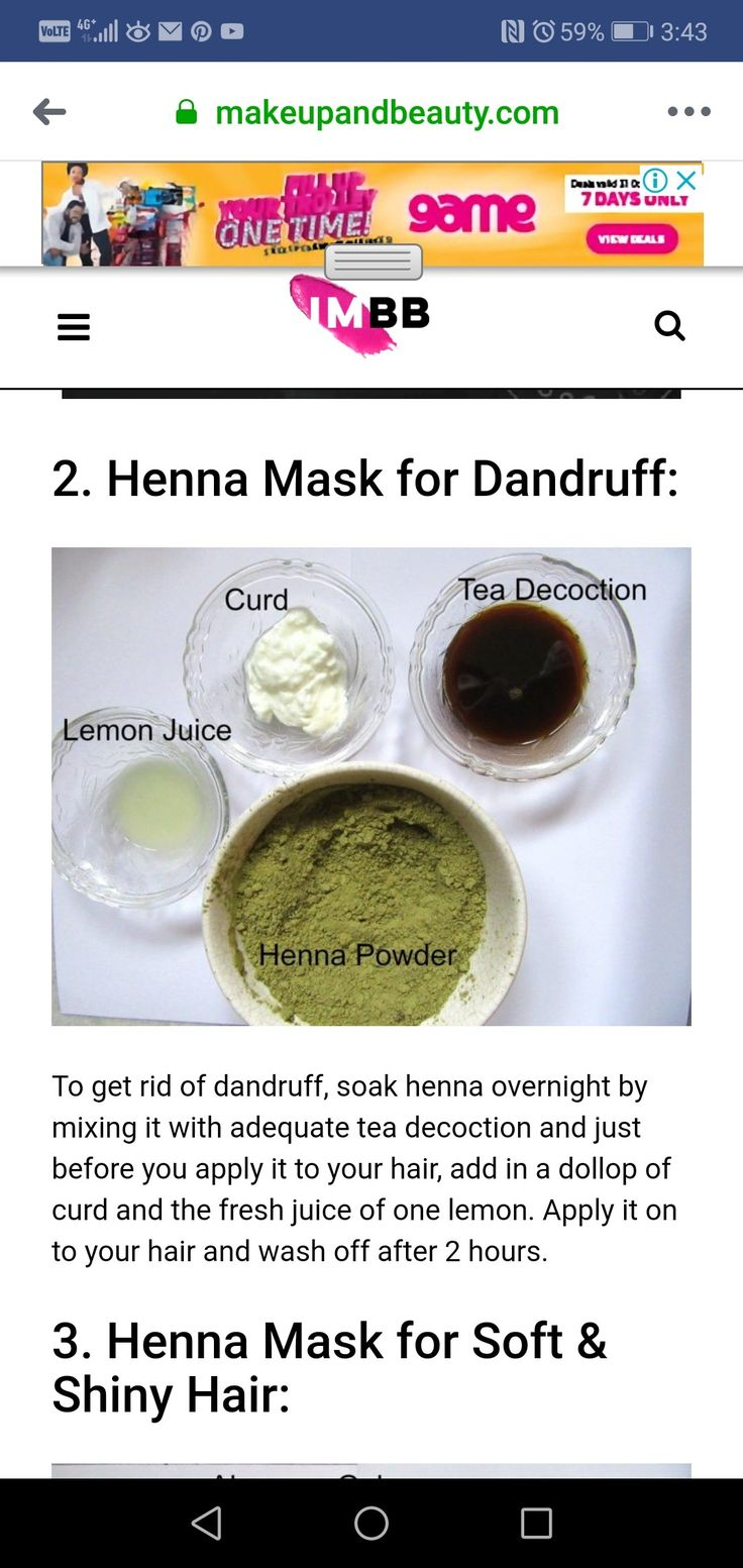 Image by Navitha Andhee on hints Getting rid of dandruff