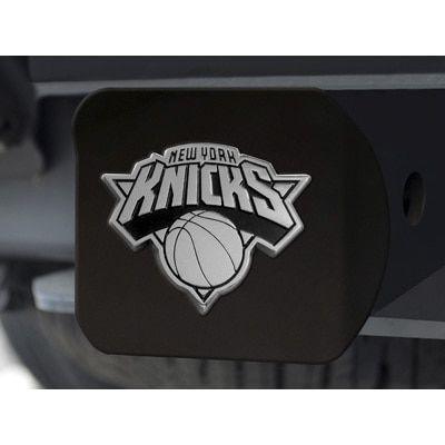 Fanmats NBA New York Knicks Black Metal and